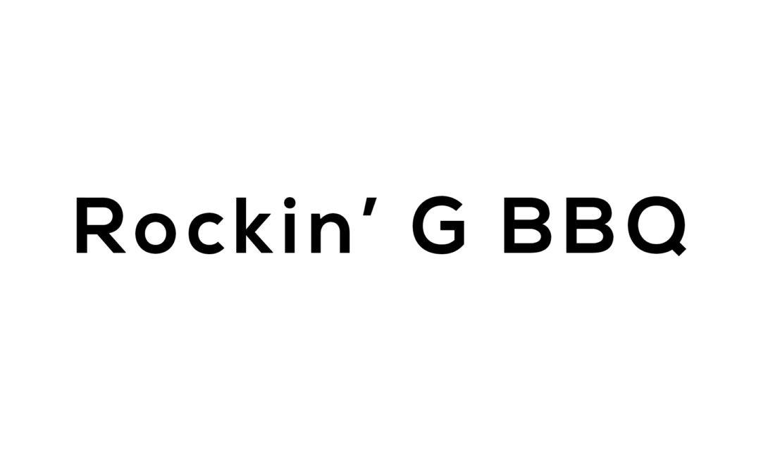 Rockin' G BBQ