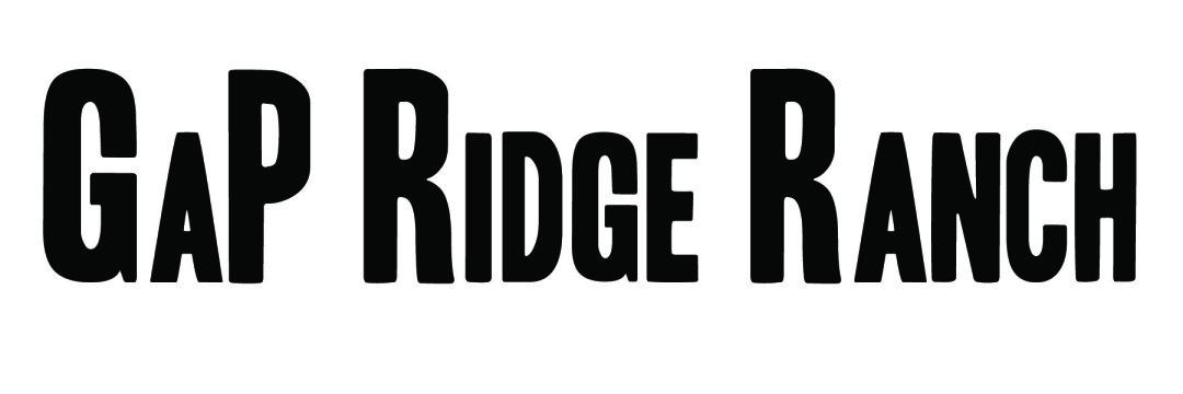 GAP Ridge Ranch Brand Logo