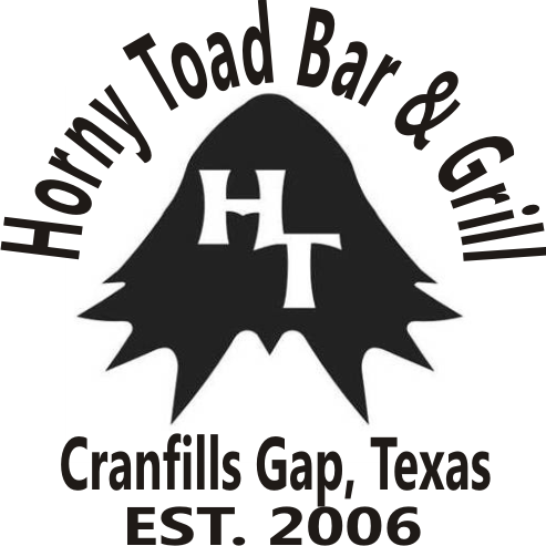 Horny Toad Bar & Grill Brand Logo